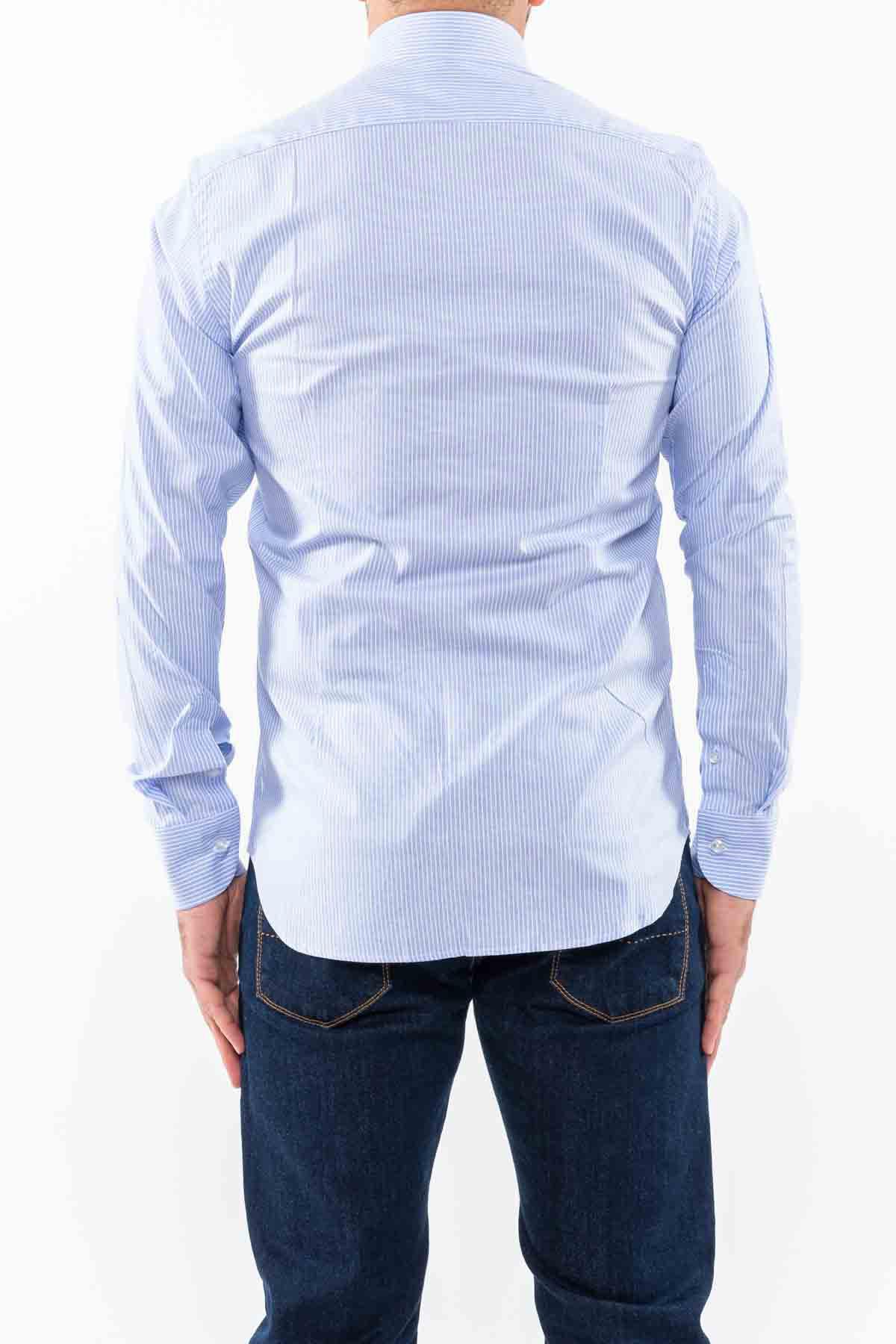camicia,celeste