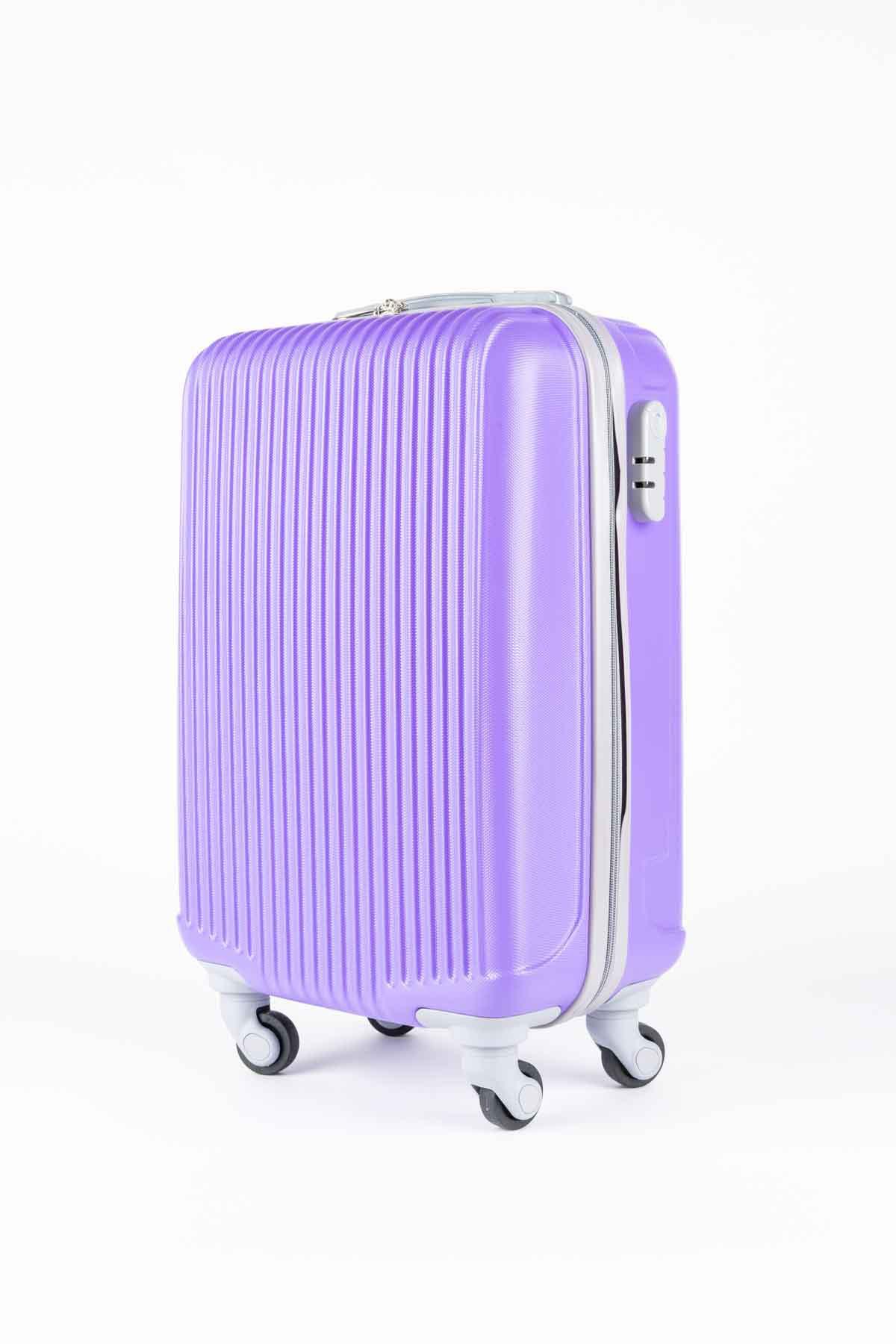 valigia,violet