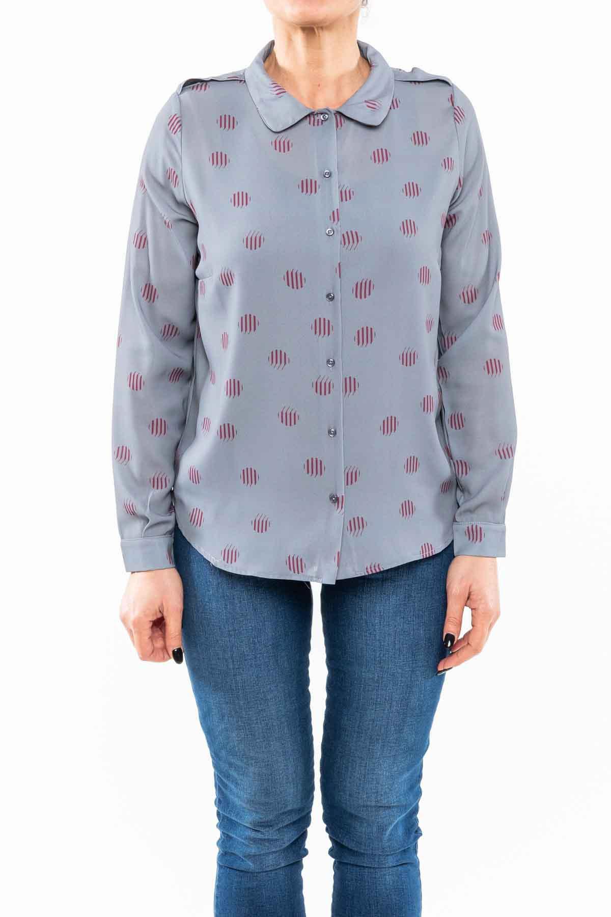camicia,grigio