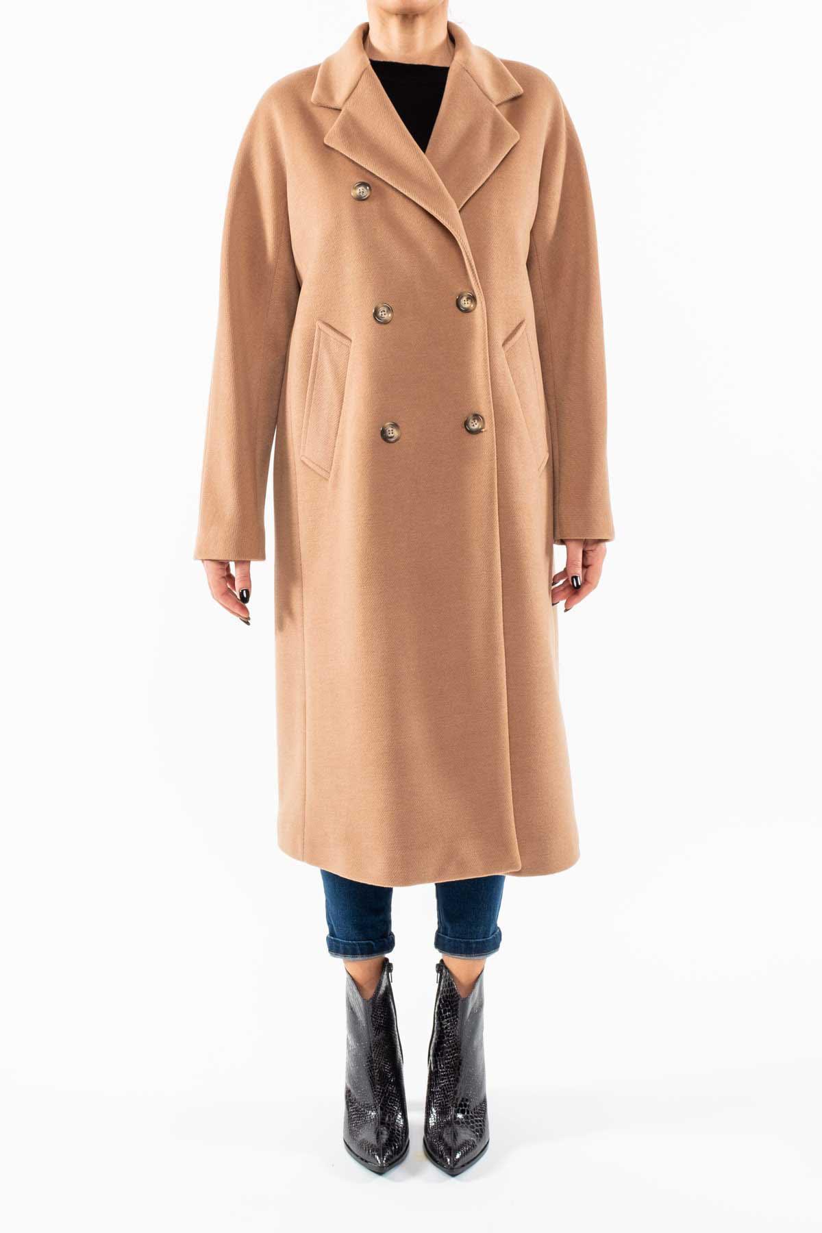 cappotto,cammello