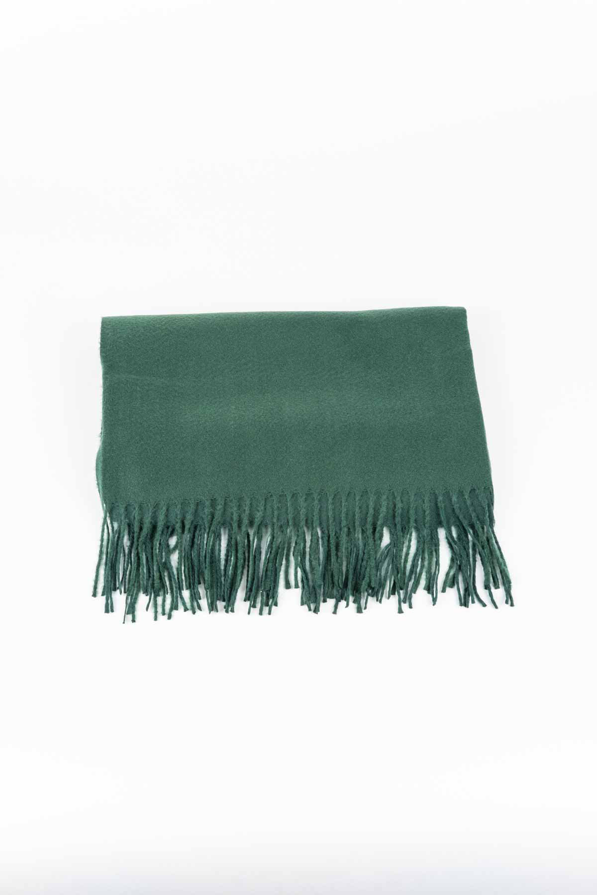 sciarpa,green