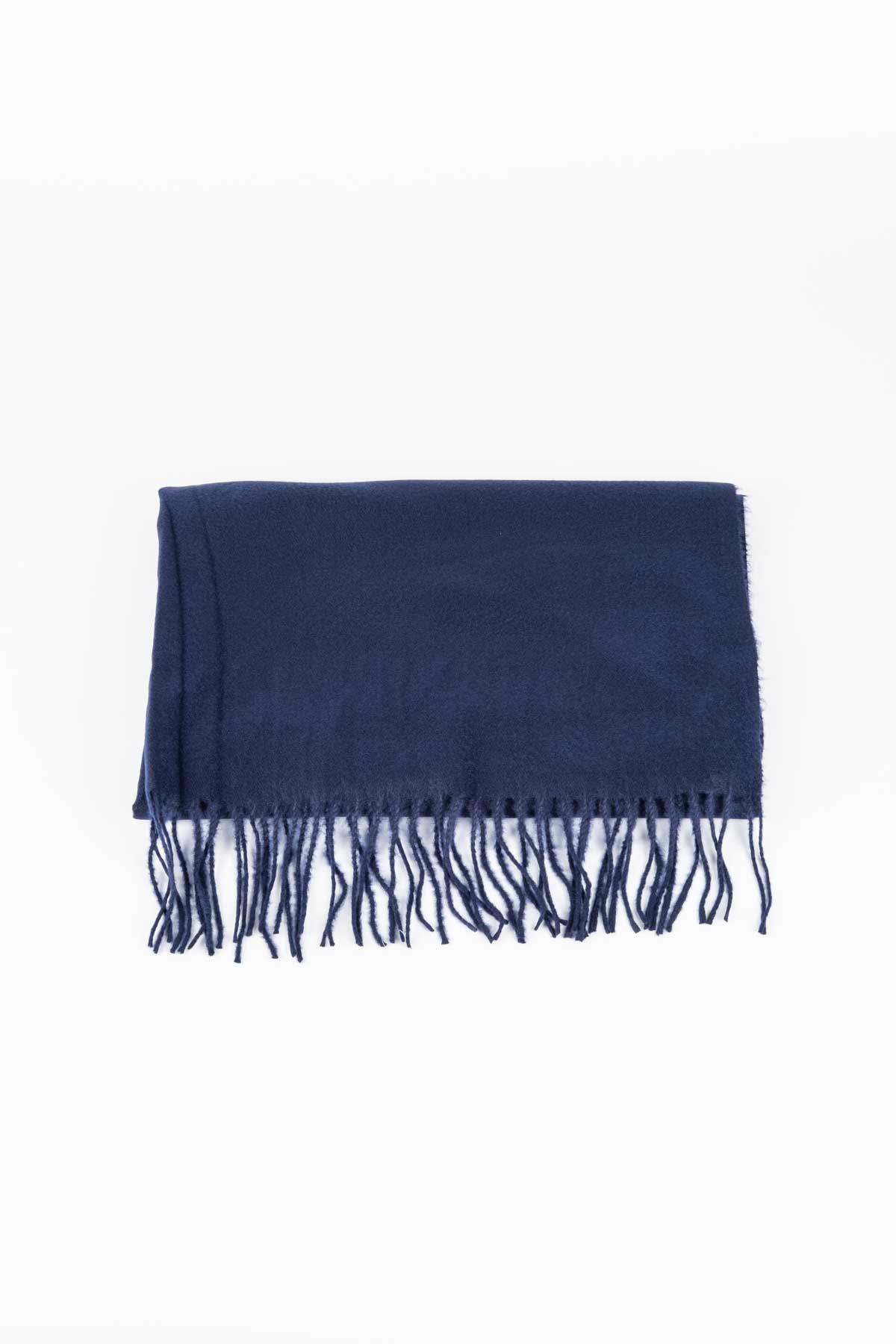 sciarpa,blue