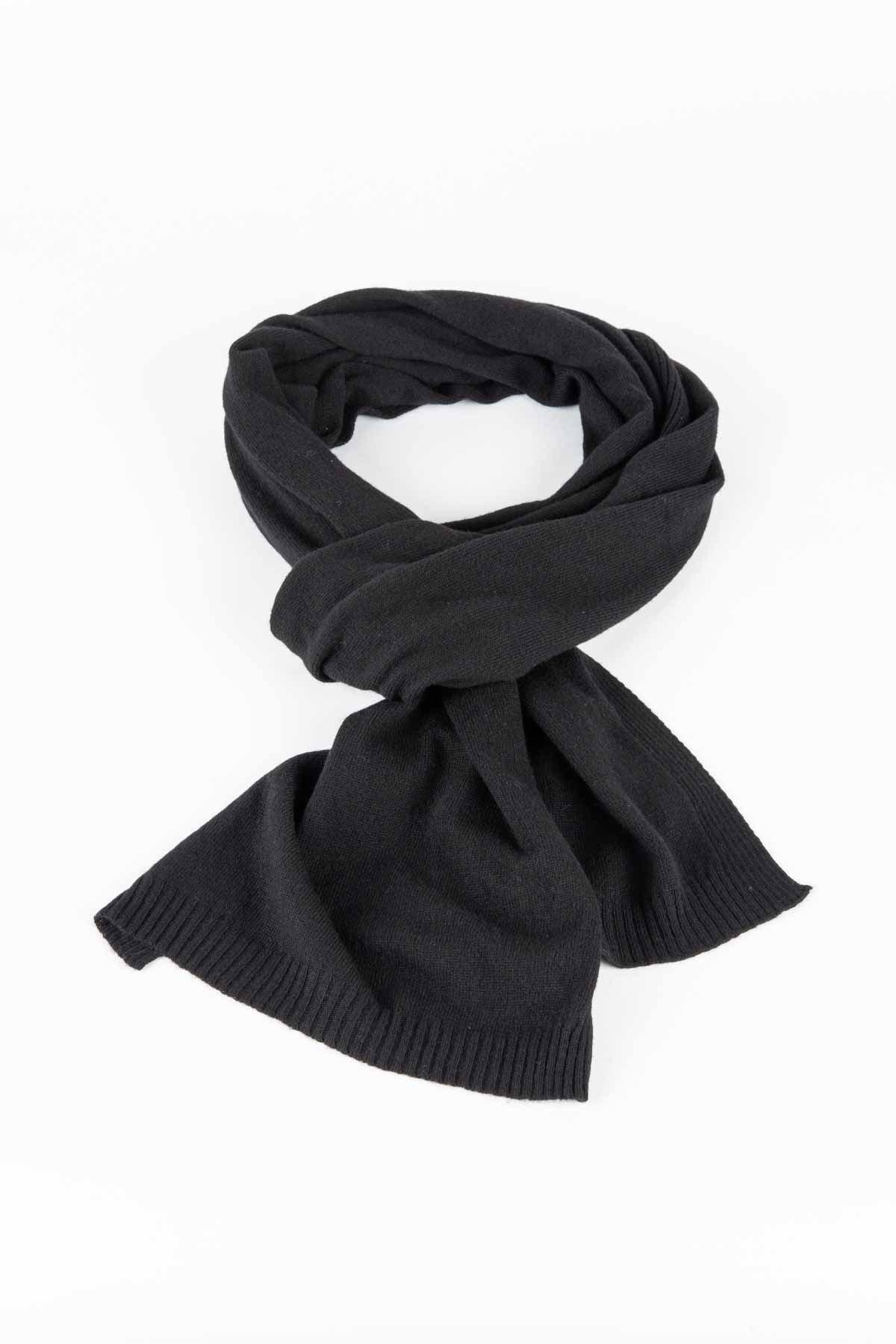 sciarpa,nero