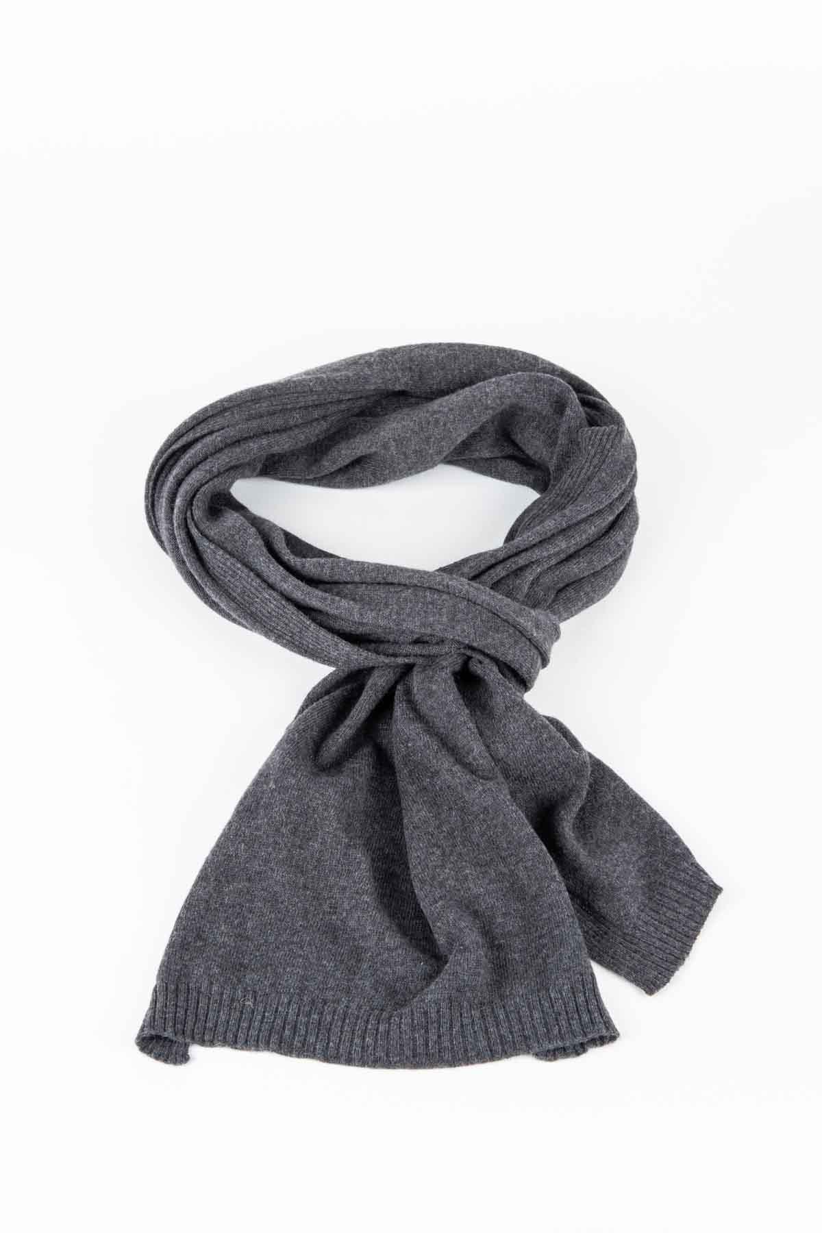 sciarpa,antracite