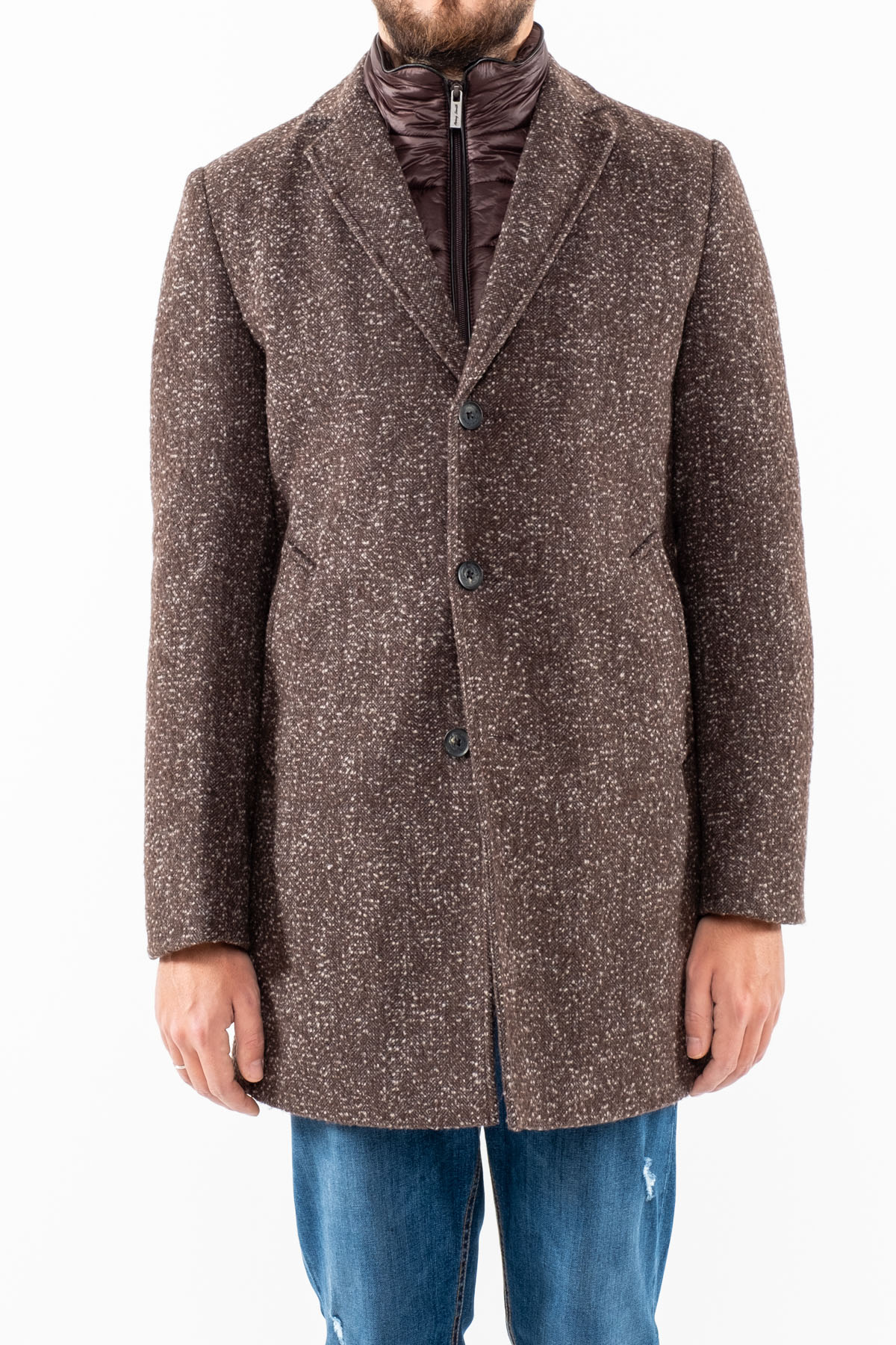 cappotto,marrone