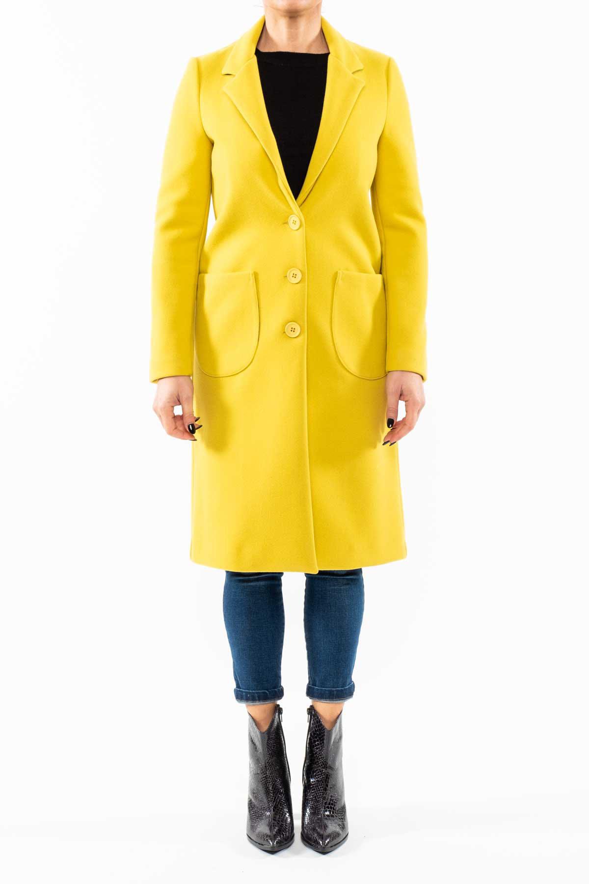 cappotto,giallo