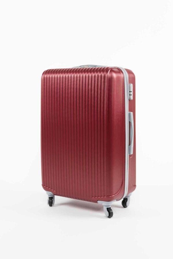 valigia,red