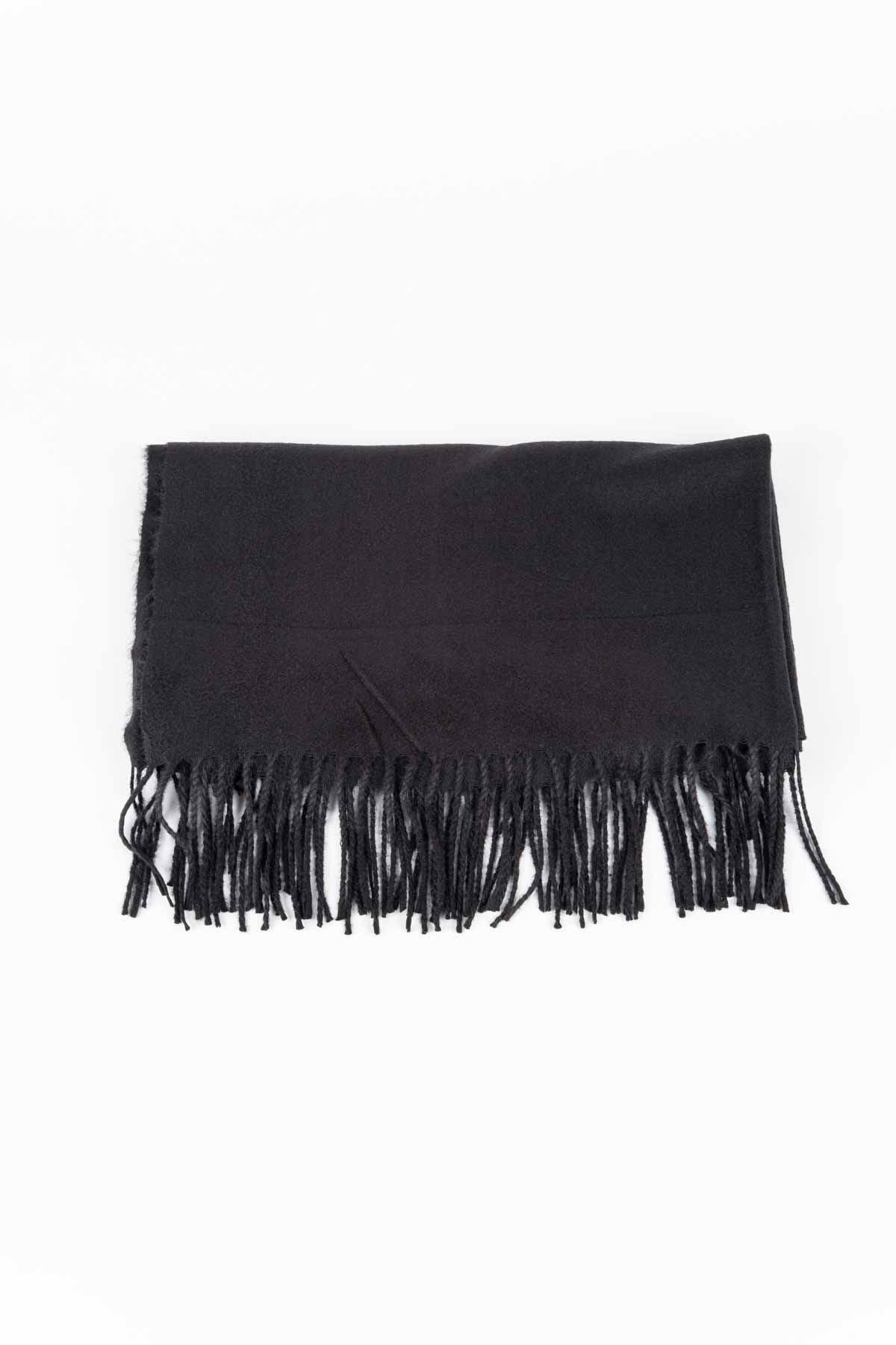 sciarpa,black