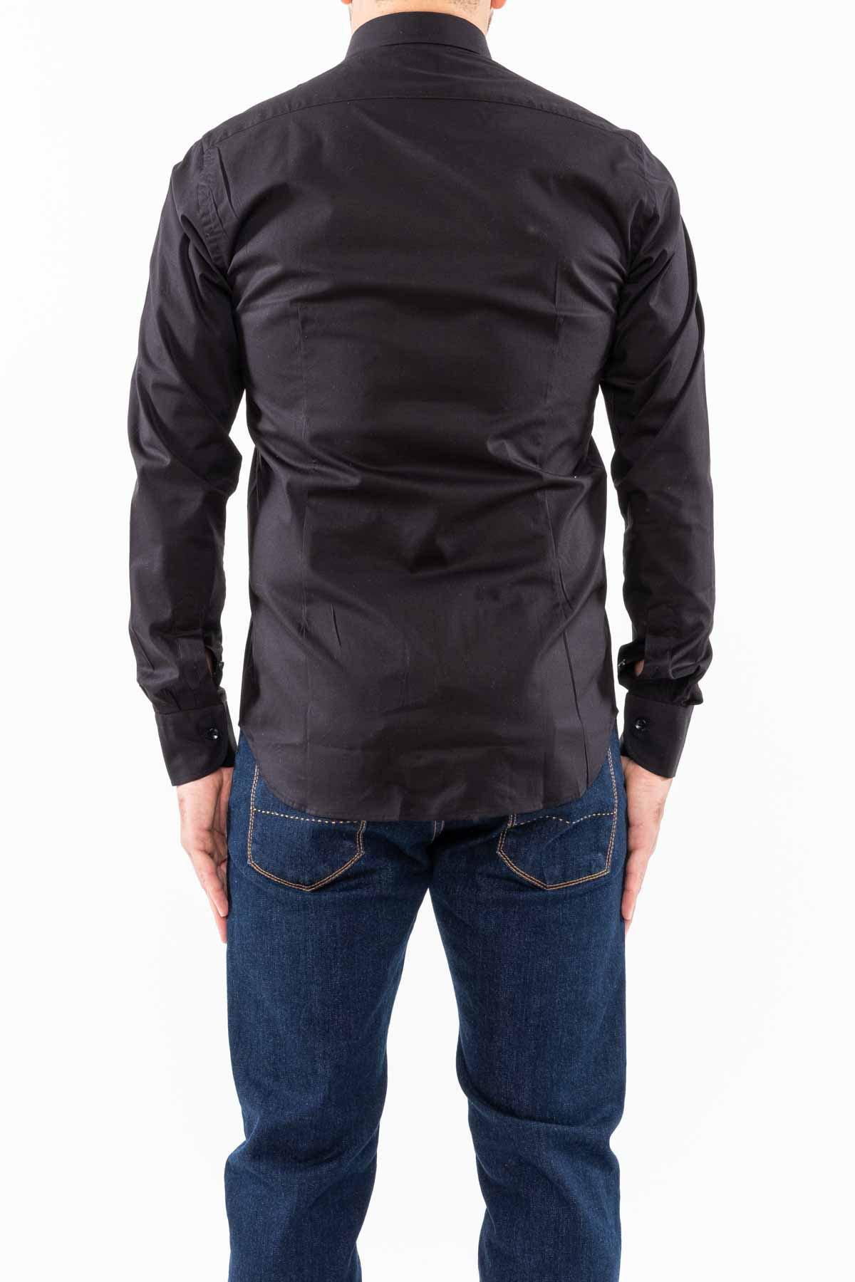 camicia,nero